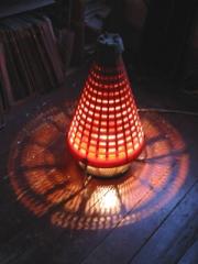 kachellamp